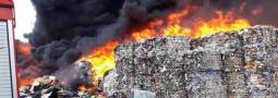 Impianti stoccaggio rifiuti – PREVENZIONE RISCHIO INCENDIO